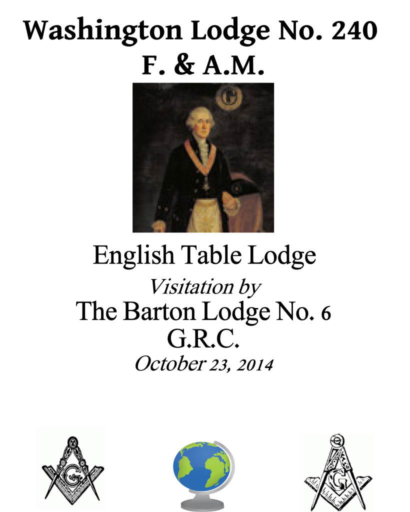 Table Lodge Washington